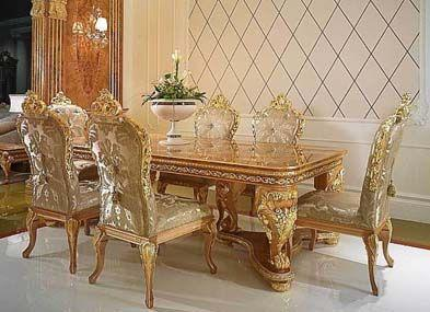 Set Meja Makan Luxury