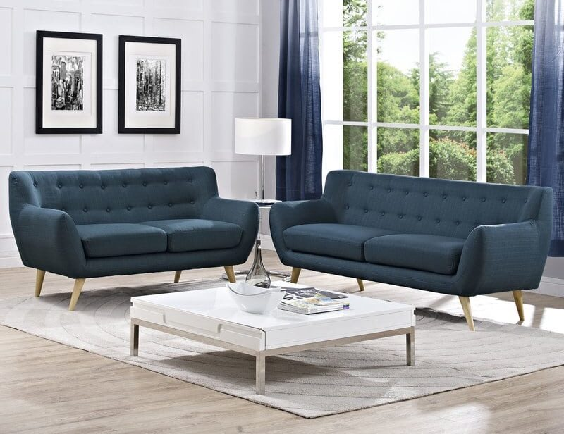 Set Sofa Retro